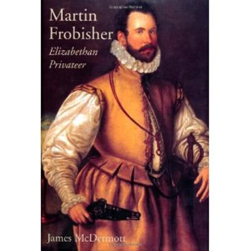 Martin Frobisher book