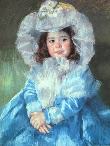 Mary Cassatt  Canvas