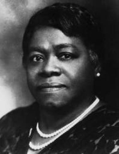 Mary Mcleod Bethune Facts
