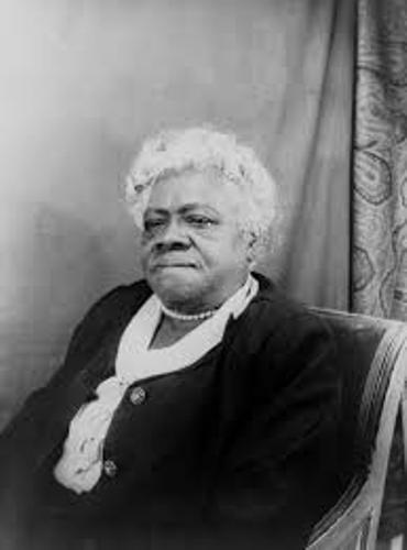 Mary Mcleod Bethune Pic