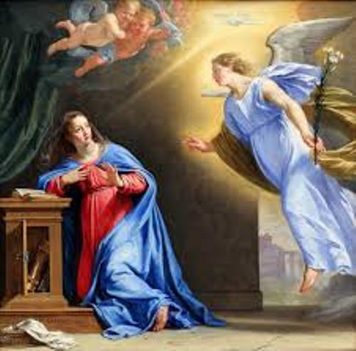 Mary Mother of Jesus Images