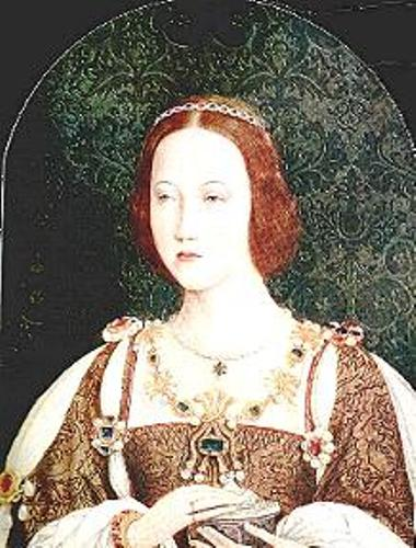 10 interesting mary tudor facts my interesting facts for One story queen anne