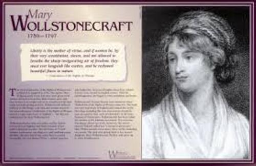 Mary Wollstonecraft Feminist