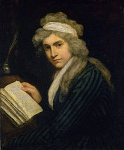 Mary Wollstonecraft Writer