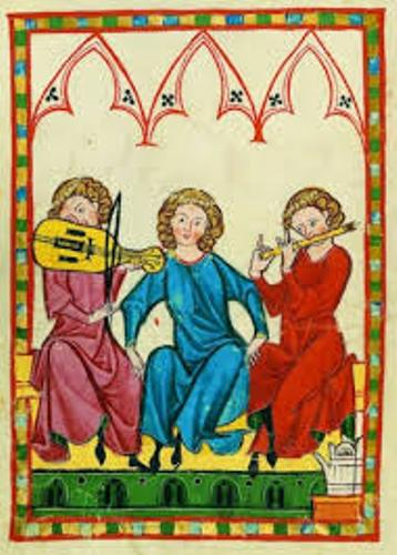 Medieval Music Image
