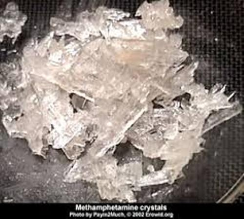 Methamphetamine Facts