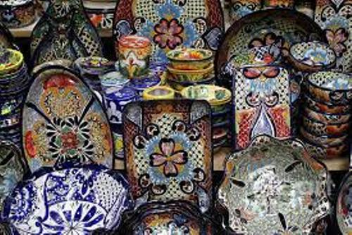 Mexican Art Potteries