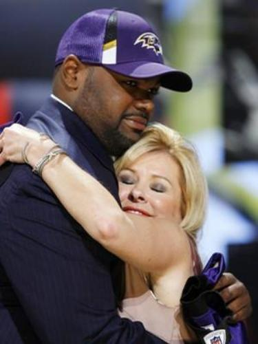 Michael Oher Football Player