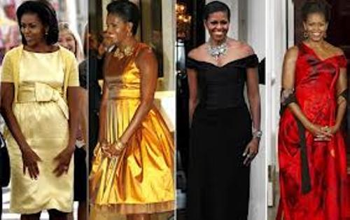 Michelle Obama Beauty