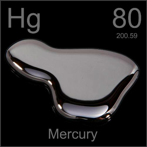 mercury  element