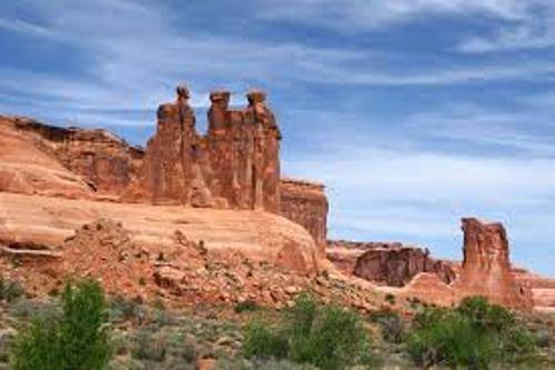 Arches National  Picture