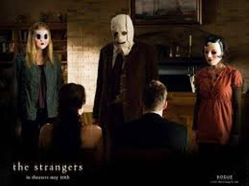 Horror Movie The Strangers