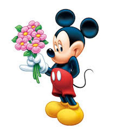 Mickey Mouse Cartoon