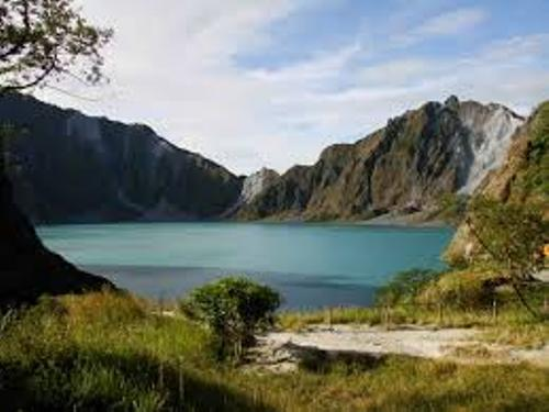 Mount Pinatubo Scenery