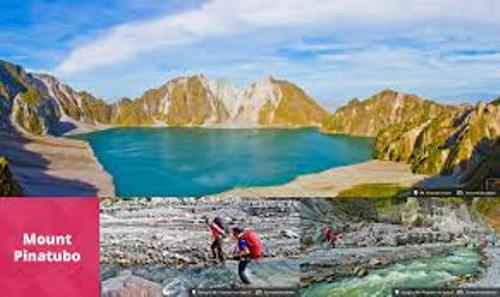 Mount Pinatubo Vacation