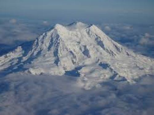 Mount Rainier Pic