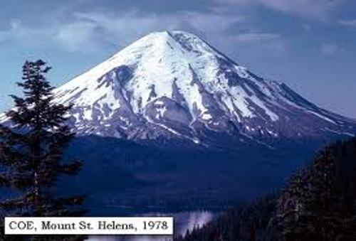 Mount Saint Helens Picture
