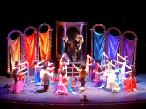 Musical Theatre on Stage