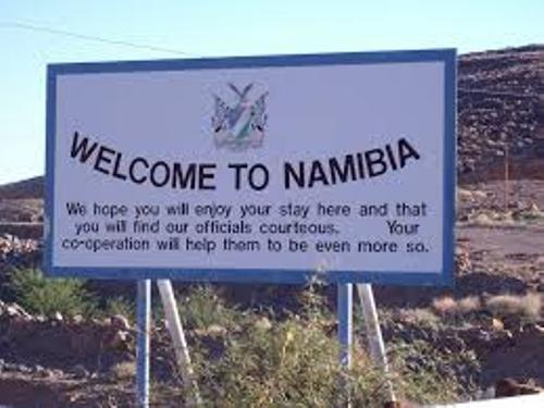 Namibia Sign