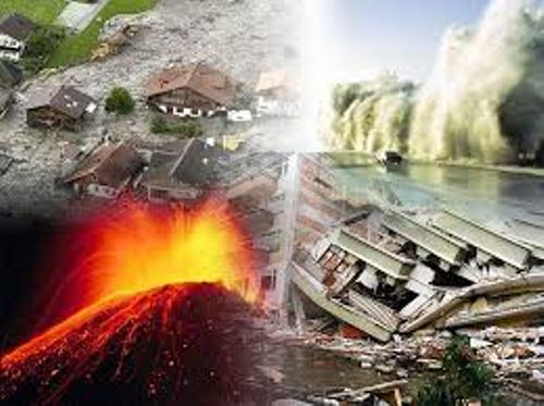 Natural Disasters Highest Death Toll