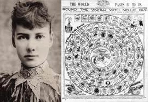 Nellie Bly Around The World