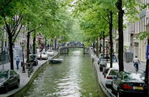 Netherlands Canals