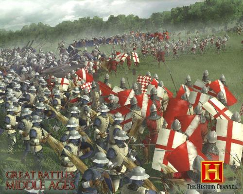 middle Ages Battle