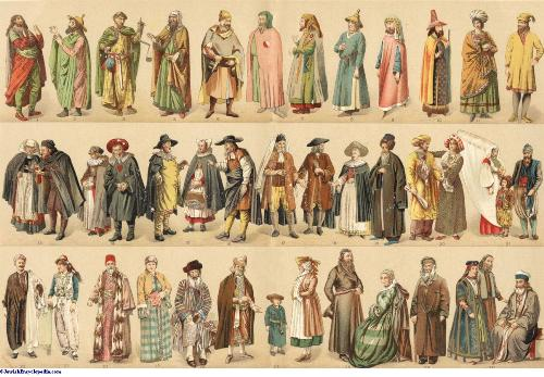 middle Ages Clothes