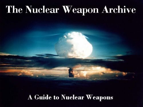 Nuclear Weapon Facts