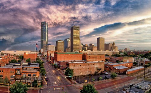 Oklahoma City USA
