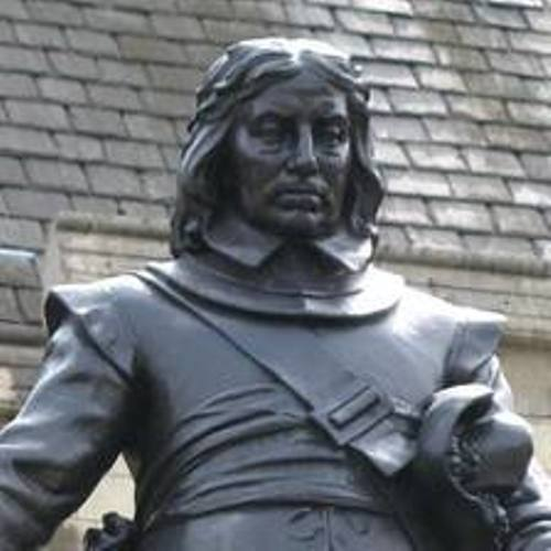 Oliver Cromwell Statue