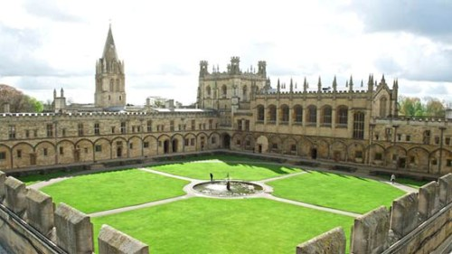 Oxford University Image