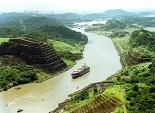 Panama Canal Images