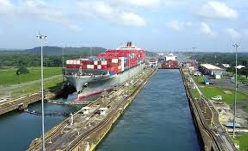 Panama Canal Today