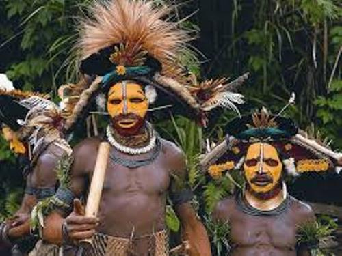 Papua New Guine Men