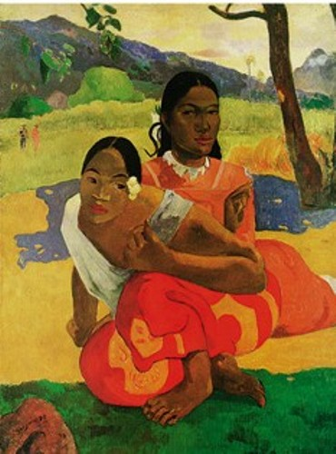 Paul Gauguin Oil Painting