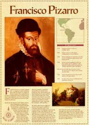 Francisco Pizarro Facts