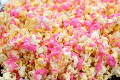 Popcorn and Buttercream