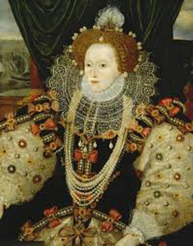 Queen Elizabeth the 1st Clothes