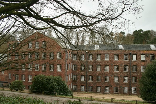 Quarry Bank Mill Building