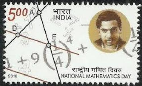 Srinivasa Ramanujan Facts
