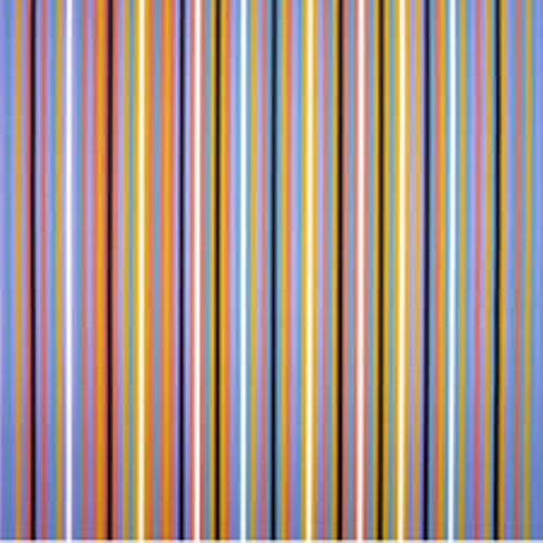 Bridget Riley Colors