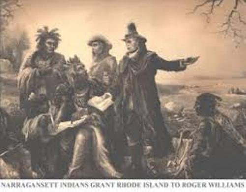 History of Rhode Island Colony