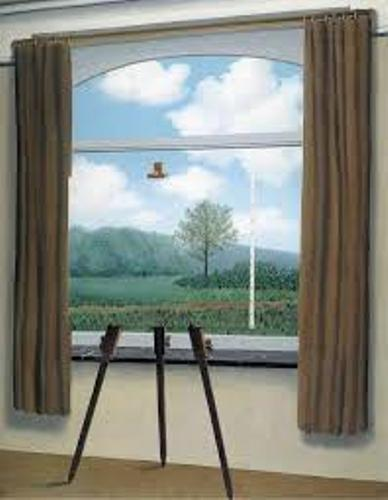 Rene Magritte Painting