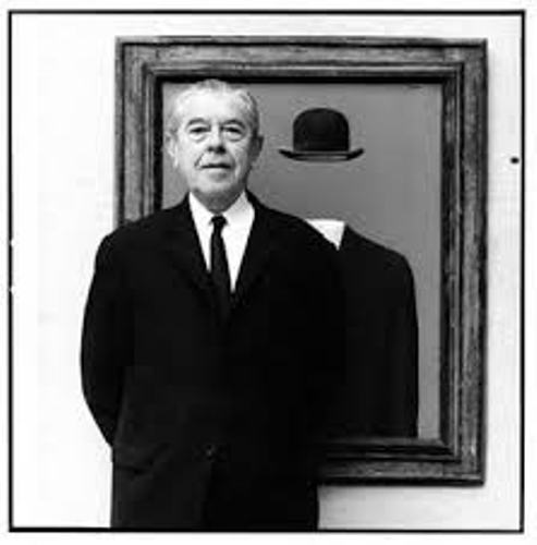 Rene Magritte Pic