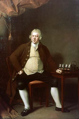 Richard Arkwright Pic