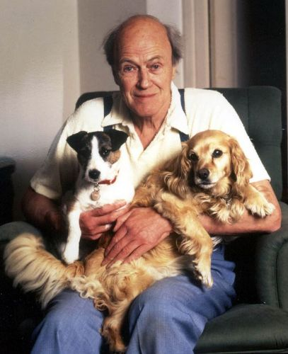 Roald Dahl Dogs