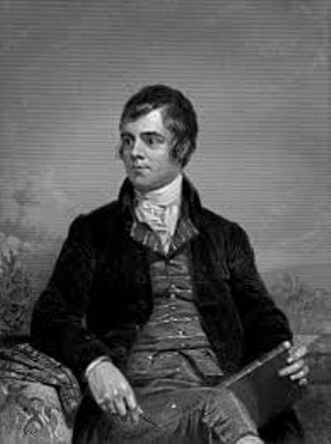 Robert Burns Pic