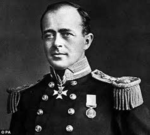 Robert Falcon Scott facts