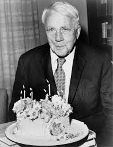 Robert Frost Facts